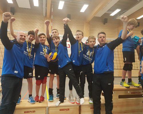 U13 Vizemeister bei der Württembergischen Meisterschaft