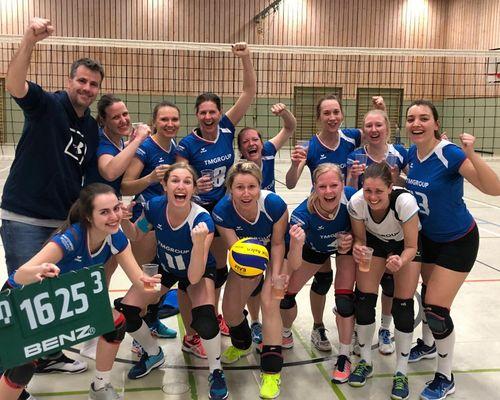 Damen 1 – Saison 18/19 - Landesliga