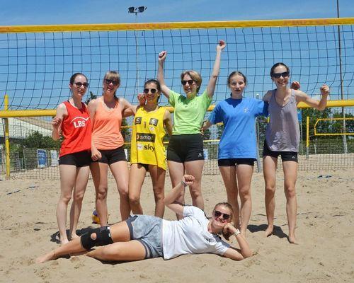 U18w Quattro Beach Liga